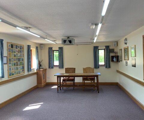 Hall - Catherine Hollman Room 1