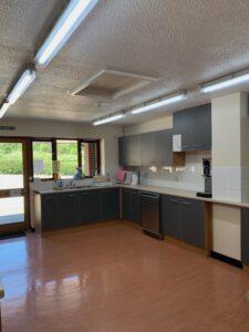 Hall - kitchen 1