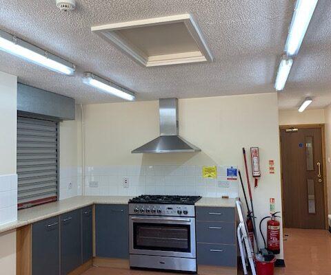 Hall -kitchen 2