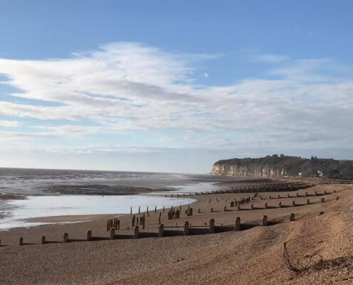 pett level beach 181120