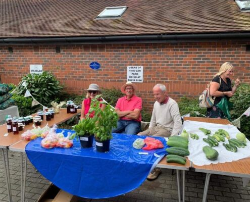 2021 The Allotment Holders Stall